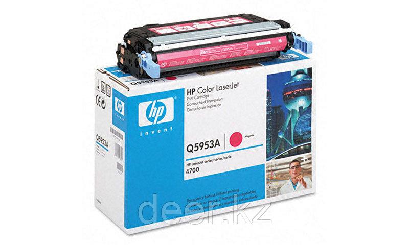 Картридж HP Laser/magenta Q5953A