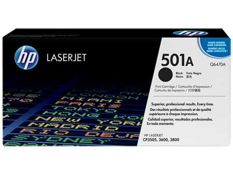 Картридж HP Laser/black Q6470A
