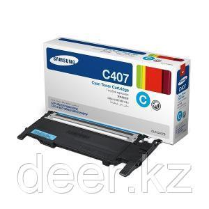 Тонер Samsung Laser/cyan CLT-C407S
