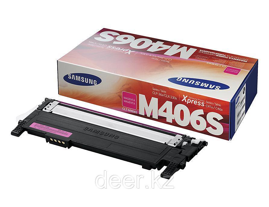 Картридж Samsung Laser/magenta CLT-M406S