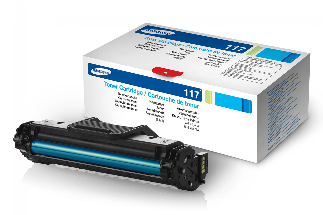 Картридж Samsung Laser/black MLT-D117S