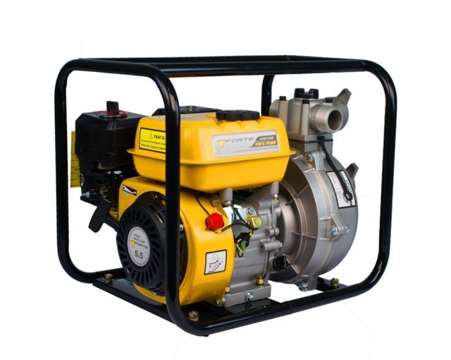 Мотопомпы с бензиновым двигателем для чистой, электростарт