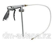 Пистолет для нанесения защитных покрытий с гибким зондом