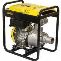Мотопомпы с дизельным двигателем для чистой воды, электростарт