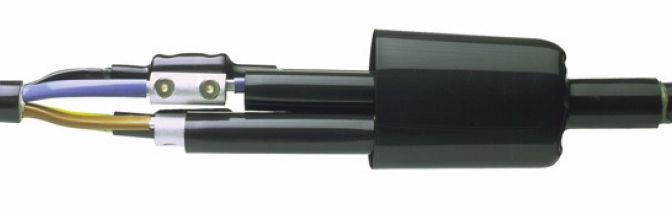 Муфты соединительные на 4-жильный кабель POLJ-01