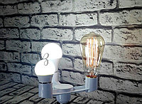 Тройник для лампочек