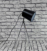 Настольная лампа на треноге, лампа-прожектор, фото 1