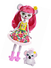Mattel Enchantimals FCG64 Кукла Карина Коала, 15 см