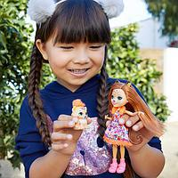 Кукла Enchantimals с питомцем - Чериш Гепарди, 15 см - фото 7