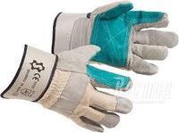 Перчатки рабочие спилковые комбинированные