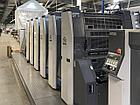 Ryobi 755-5+L б/у 2011 г. - 5-красочная + лак печатная машина, фото 2