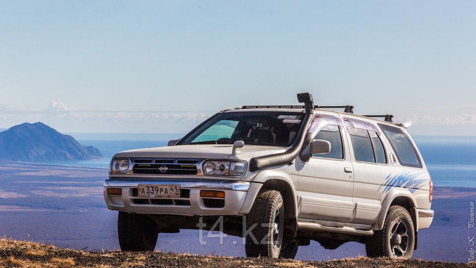 Nissan Pathfinder R50 1995-2005 шноркель- T4