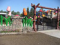 Ворота кованые , фото 1