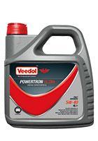 Моторное масло VEEDOL POWERTRON ULTRA 5W-40 4L