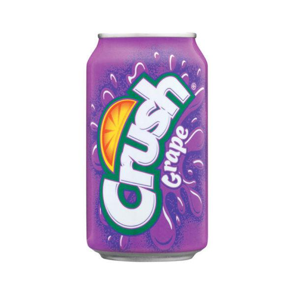 Crush Grape (виноград)  0,355 литра