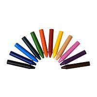 Мелки восковые 12цветов, фото 1