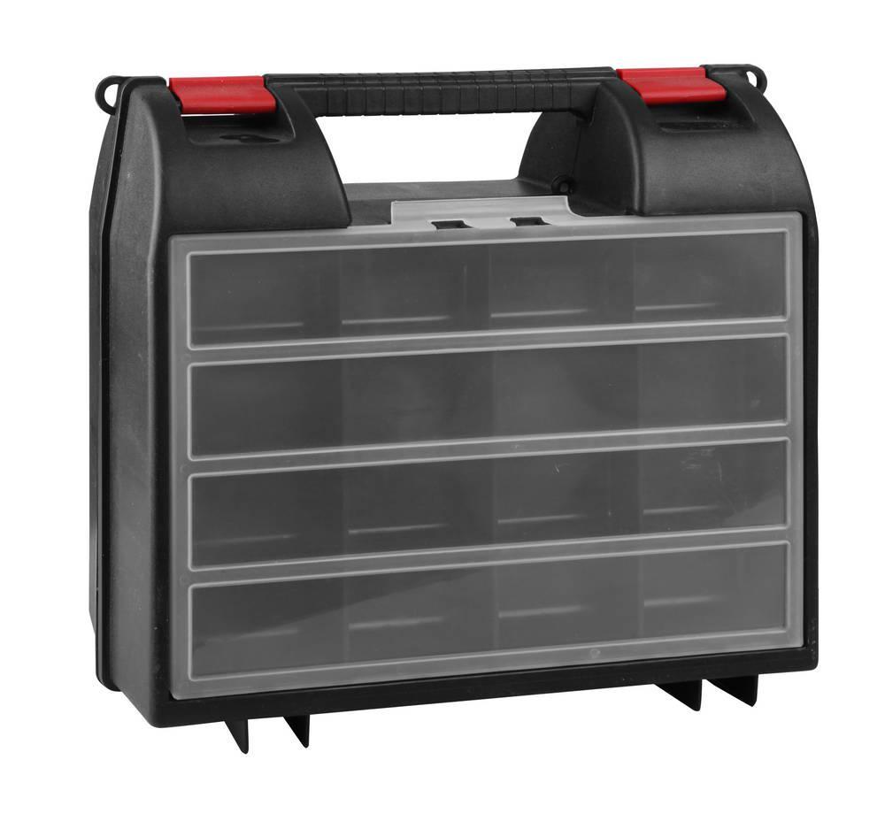 """(38035-14) Ящик для электроинструмента """"ЭЛОР-14"""", пластиковый, ЗУБР 38035-14"""