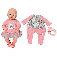 Zapf Creation my first Baby Annabell  Бэби Аннабель Кукла с доп. набором одежды, 36 см
