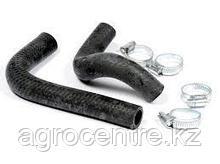 Патрубки отопителя ВАЗ 2101 (2 шт. с хомутами)