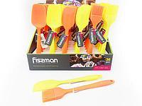 7287 FISSMAN Силиконовые инструменты для выпечки в ассортименте - кисточка, лопатка, ложка