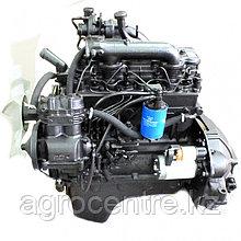 Двигатель Д-245.9-402Х (переоборуд.ЗИЛ-130/131) 12V 136 л.с. с ЗИП ММЗ