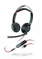 Проводная гарнитура Poly Plantronics Blackwire C5220, USB-A (207576-01)