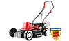 Газонокосилка электр., ЗУБР ЗГКЭ-38-1600, роторная,ш/с 380мм,центр. рег. высоты 25-75мм, травосб. 35л,1600Вт