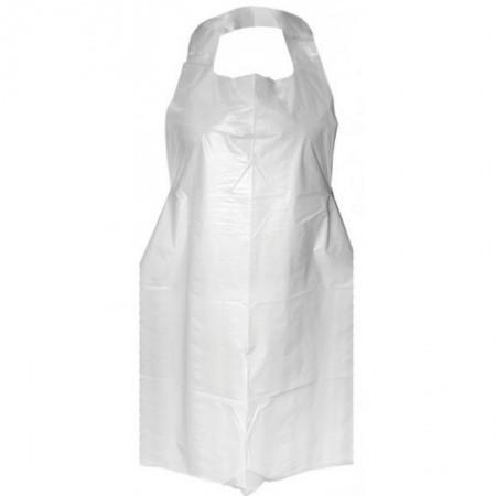 Фартук особо прочный белый (100/1000) (1 упаковка - 100шт)