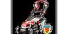 Газонокосилка электр.,ЗУБР ЗГКЭ-43-1600, мульчирование,ш/с 430мм, рег. выс. 20-70мм,пласт. трав. 45л, 1600Вт