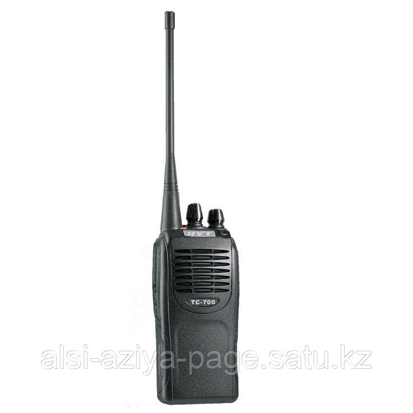 Радиоcтанция портативная HYT ТС-700