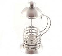 9011 FISSMAN Заварочный чайник с поршнем OASIS 350 мл (стеклянная колба)
