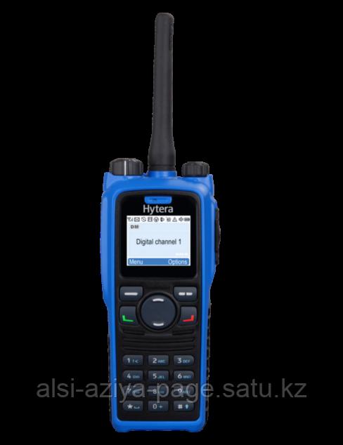 Радиостанция носимая HYTERA PD-795Ex