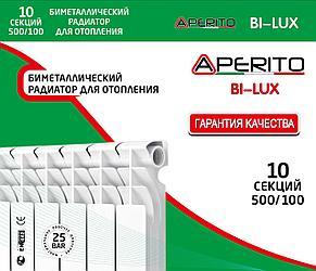Радиаторы Биметаллические 500/100