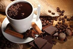 Сухие смеси для горячего шоколада