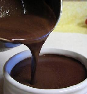 """Сухая Смесь для горячего шоколада """"Темный"""""""