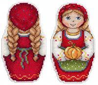"""Набор для вышивания  """"Урожайная осень"""""""