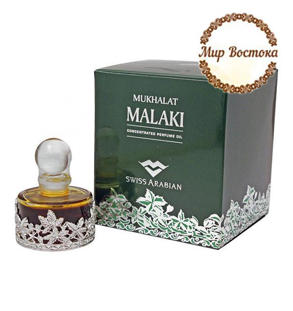 Масляные духи Malaki Swiss Arabian