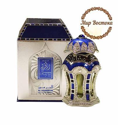 Масляные духи Rafia Silver Al Haramain Perfumes арабский парфюм аль харамейн, фото 2