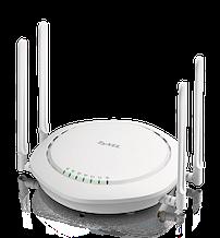 Zyxel WAC6502D-S Точка доступа с технологиейSmart Antenna, 802.11a/b/g/n/ac (2,4 и 5 ГГц)