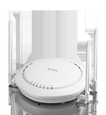 Zyxel WAC6502D-S Точка доступа с технологией Smart Antenna, 802.11a/b/g/n/ac (2,4 и 5 ГГц)