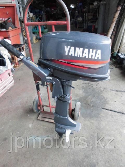 Лодочный мотор Yamaha4 л.с.
