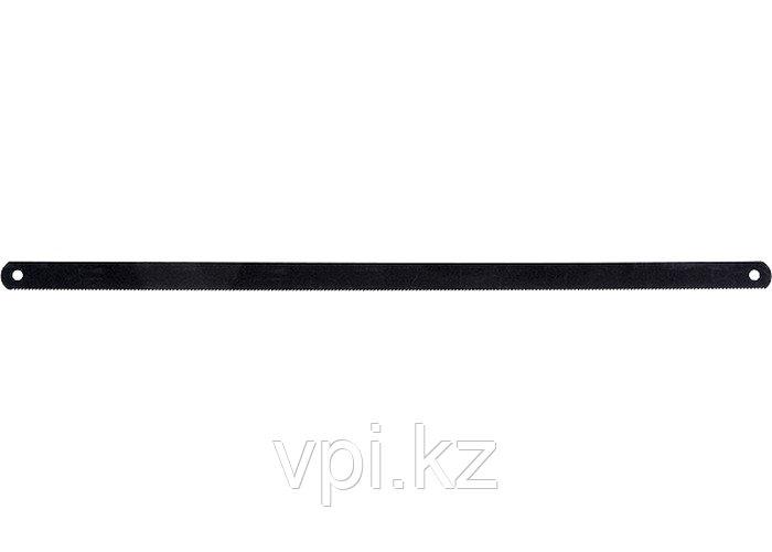 Полотно ножовочное, 24TPI, 1.25*12*300мм.