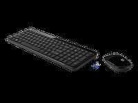 Клавиатура и мышь HP Europe/Wireless Slim Business Keyboard and Mouse/Wireless
