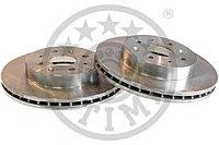 Тормозные диски  Kia Rio (DC) (02-05 , передние, Optimal