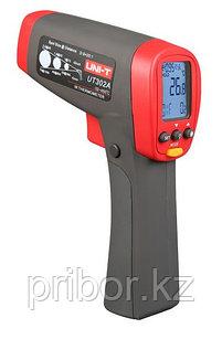 Термометр инфракрасный (пирометр)  UNI-T UT302A (-32°С  +450°С) . Внесён в реестр РК