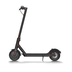 Электросамокат Xiaomi MiJia Smart Electric Scooter (M365) Чёрный/Белый