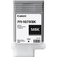Картридж Canon 6704B001AA PFI-107MBK/Designjet/№107/black/130  ml