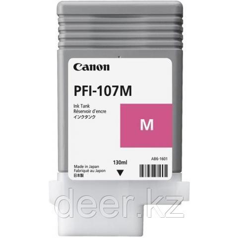 Картридж Canon 6707B001AA PFI-107M/Designjet/№107/magenta/130  ml