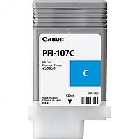 Картридж Canon 6706B001AA PFI-107C/Designjet/№107/cyan/130  ml