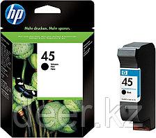 Картридж HP 51645AE Desk jet/№45/black/42 ml